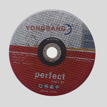 出口增强树脂砂轮片.欧款-YB-007
