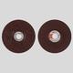 永邦牌增强树脂钹型磨片-YB-072