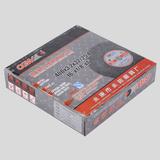 永邦牌增强树脂平型切割片 -YB-232
