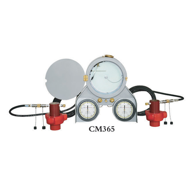 大型记录仪 CM365