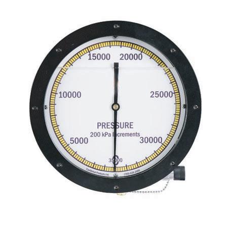 8.5寸泥浆压力表 CG802