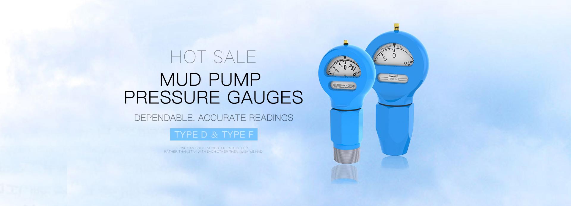 Standpipe Pressure Gauges