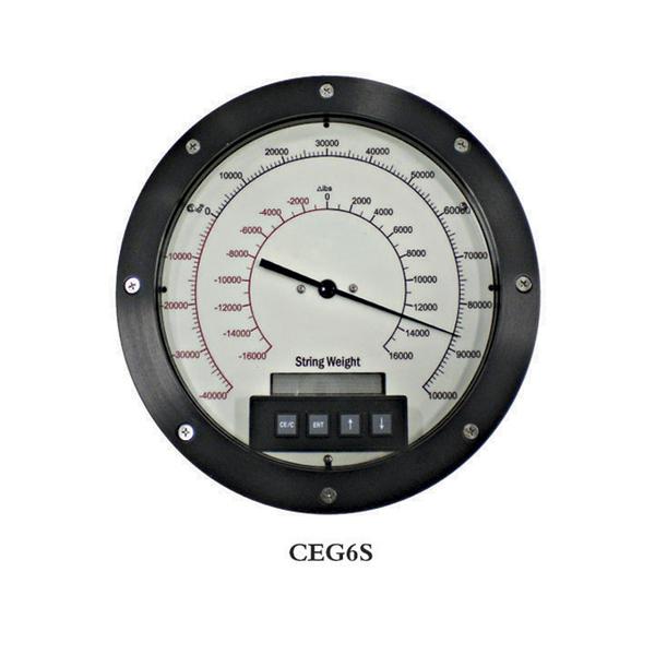 CEG6S Multi Gauges