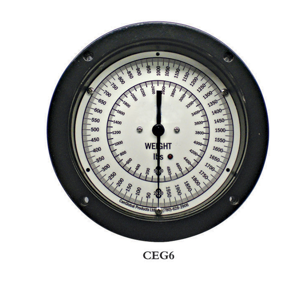 CEG6 Electronic Meters