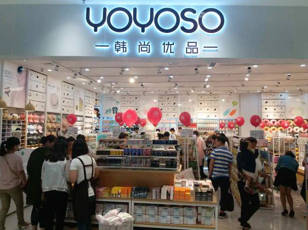 韩尚加盟成功门店经营