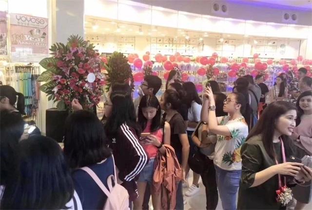 YOYOSO韩尚优品海内外数十家店齐开业5