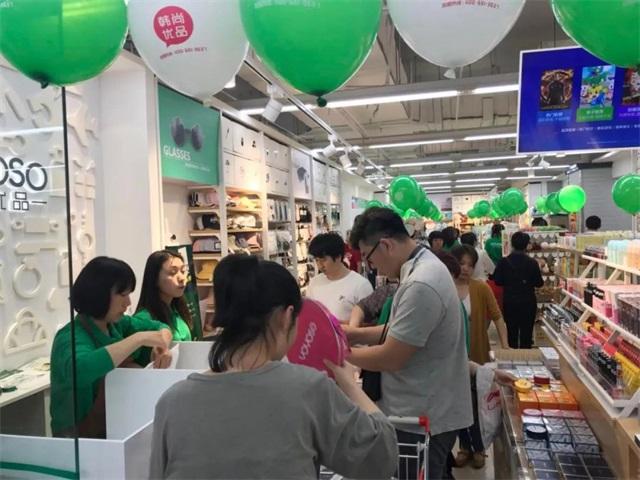 YOYOSO韩尚优品海内外数十家店齐开业8