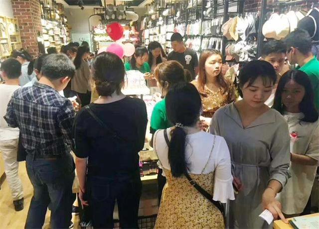 【YOYOSO韩尚优品】四川郫都店盛大开业、闪耀亮相!