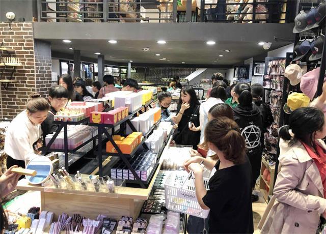 yoyoso韩尚优品连锁加盟