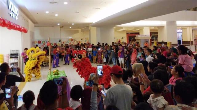 YOYOSO韩尚优品马来西亚海港购物广场店开业3