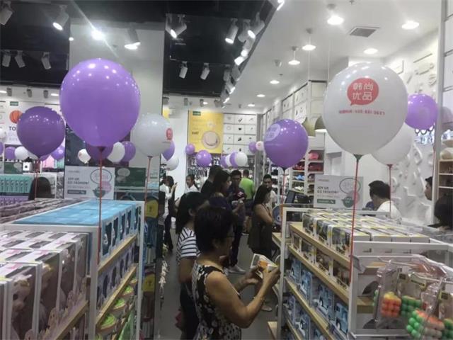 YOYOSO韩尚优品成功进驻菲律宾Quezon店6