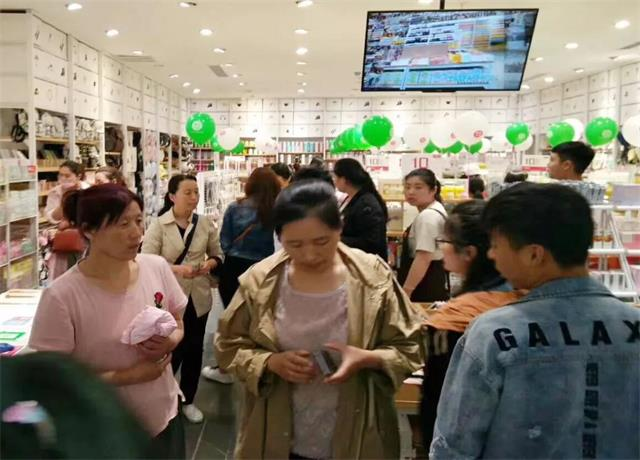 【YOYOSO韩尚优品】河南开封店店庆业绩倍增