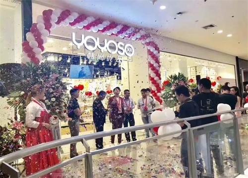 YOYOSO菲律賓Alaya Fairview Terraces店火爆開業,全球擴張步伐加速