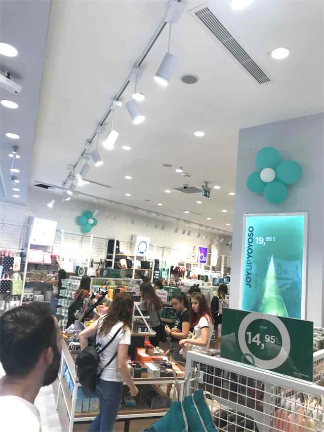 YOYOSO韩尚优品土耳其IZMIR店盛大开业6