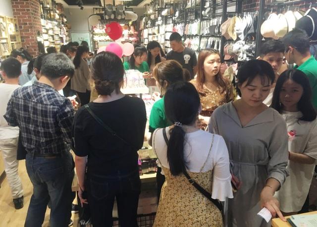 YOYOSO韩尚优品快时尚百货加盟连锁