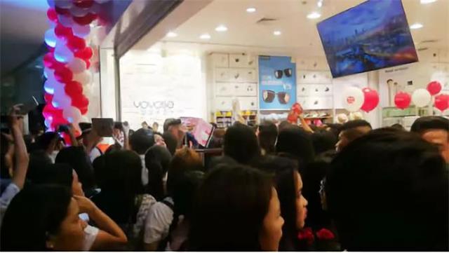 YOYOSO韩尚优品菲律宾Angeles店开业6