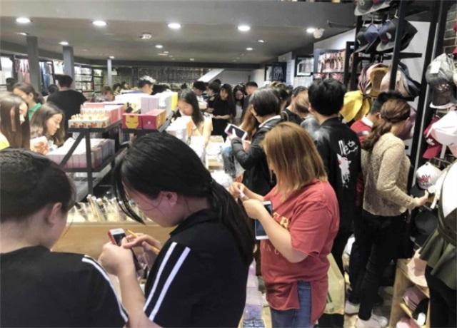 韩尚优品快时尚购物平台