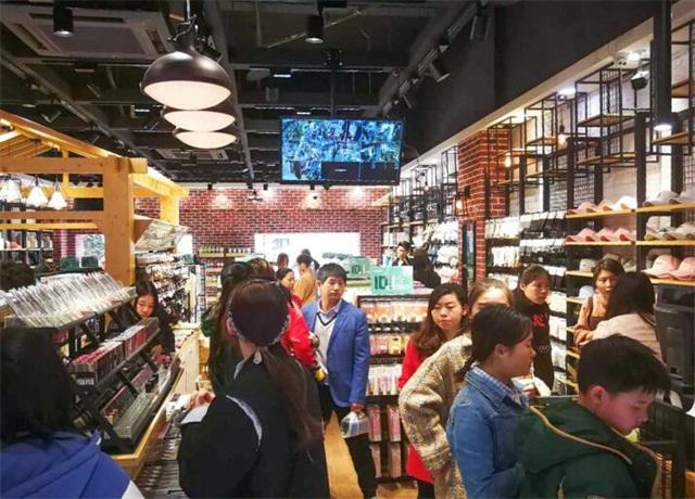 韩尚优品消费者全新体验