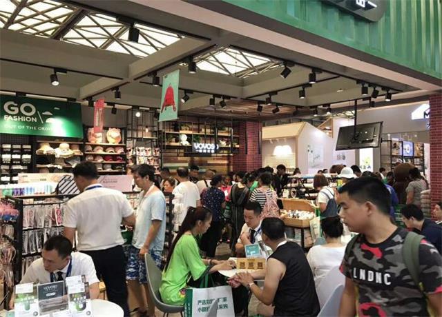 韩尚优品零售加盟店