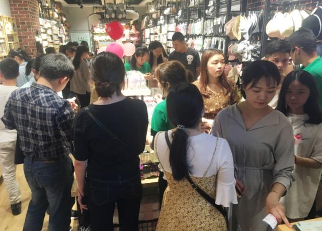 创业加盟韩尚优品