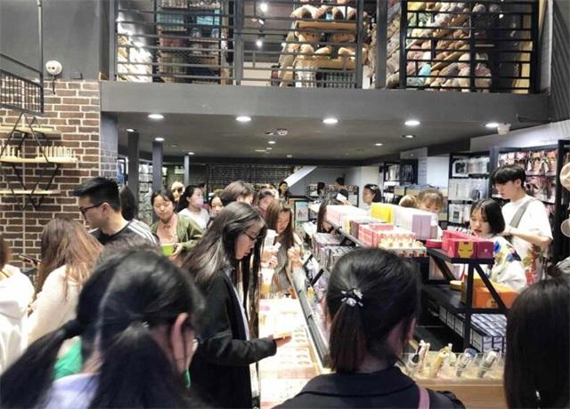 大学生品牌加盟创业韩尚优品