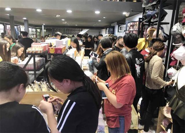 快时尚百货需求成就韩尚优品