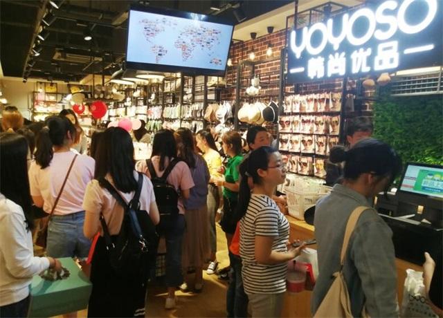 韩尚优品让对手无法竞争的商业模式