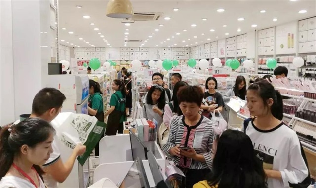 "YOYOSO韩尚优品重庆北碚店举办""欢乐开学季""活动1"