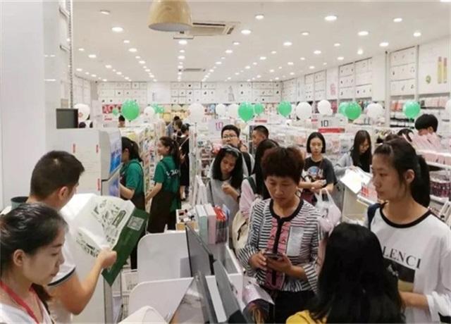 【YOYOSO韩尚优品】重庆北碚店欢乐开学季,客满盈店、业绩斐然!
