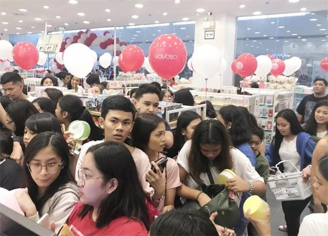 【YOYOSO韩尚优品】菲律宾BATAAN店盛大开业,快时尚席卷东南亚!