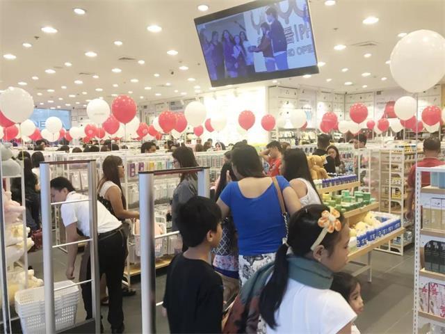 YOYOSO韩尚优品菲律宾BATAAN店盛大开业3
