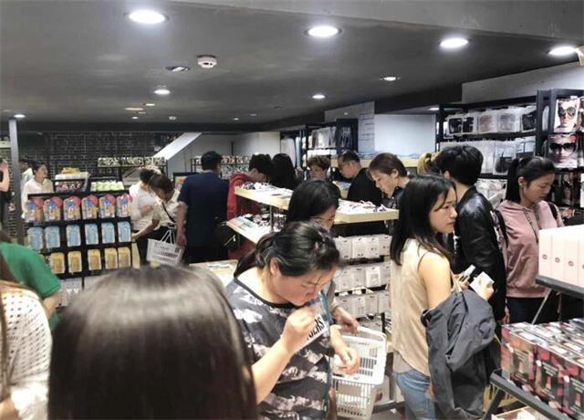 韩尚优品新零售