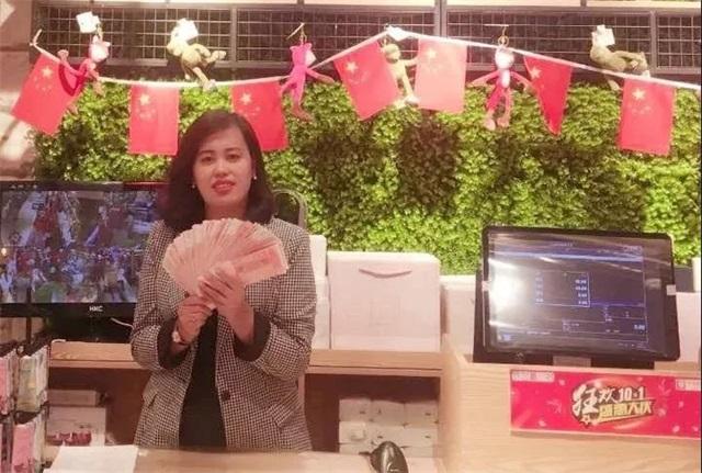 YOYOSO韩尚优品大庆新玛特店举办迎国庆,欢度假期活动4