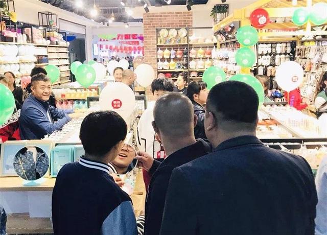 【YOYOSO韩尚优品】绥化万达店国庆狂欢周,营业额轻松破万!