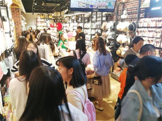 连锁加盟韩尚优品