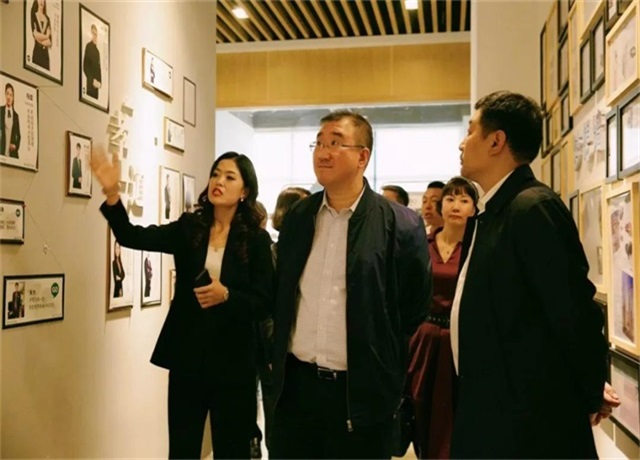 热烈欢迎黑龙江绥芬河市委领导及嘉宾,莅临YOYOSO韩尚优品参观指导!