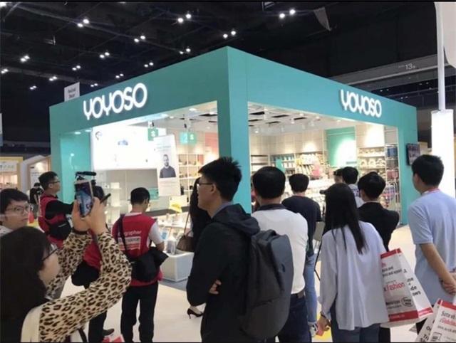 YOYOSO韩尚优品美学优品设计师品牌香港Lifestyle展圆满成功