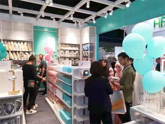 YOYOSO韩尚优品美学优品设计师品牌香港Lifestyle展圆满成功9