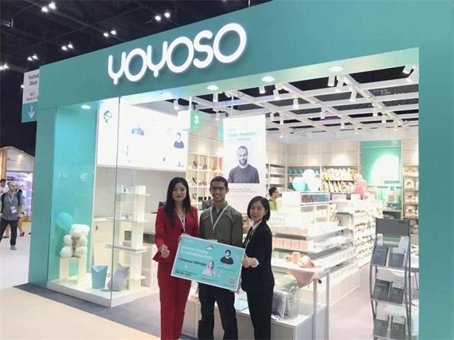 YOYOSO韩尚优品美学优品设计师品牌香港Lifestyle展圆满成功5
