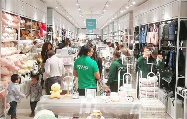 YOYOSO韩尚优品Mexico Toluca店火爆开业4