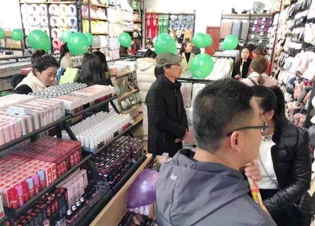 YOYOSO韩尚优品青铜峡店盛大开业,开启优品生活新体验!