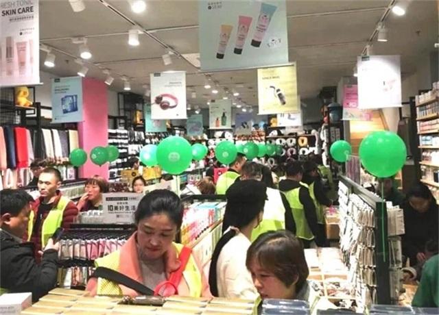 韩尚优品优质门店