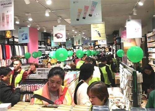 【YOYOSO韓尚優品】鄭州二七萬達廣場店盛大開業,禮獻全城!