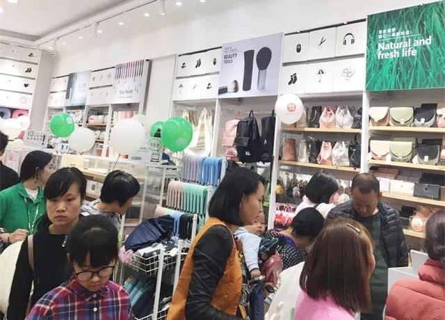 借船出海,韩尚优品连锁加盟店迈向全球