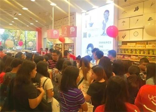 YOYOSO菲律賓Pangasinan旗艦店盛大開業,助推東南亞市場高速發展!