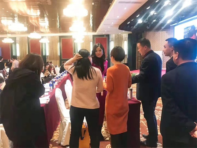 中国零售业第59届高峰论坛韩尚优品马欢女士2