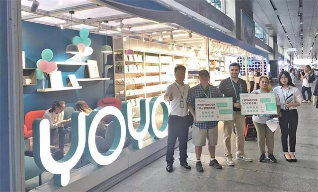 YOYOSO韩尚优品第125届广交会圆满成功10