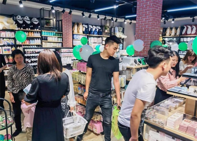 【YOYOSO韩尚优品】常熟辛庄店盛大开业,开启美学新零售之旅!
