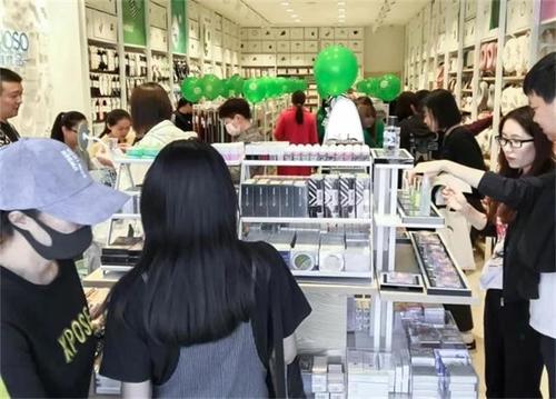 韓尚商學院:門店陳列時豐富貨品組合