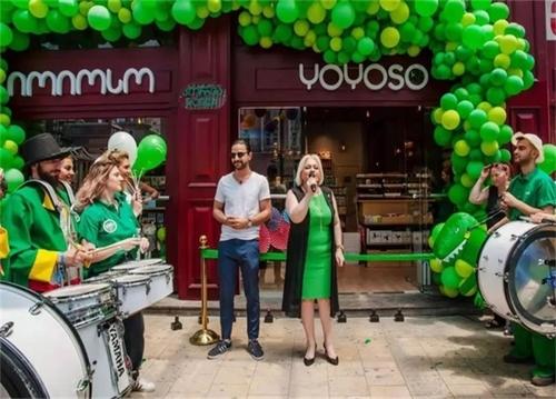 【YOYOSO韓尚優品】格魯吉亞Tbilisi店開業,歐亞征途穩步向前!